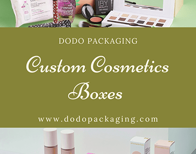 Cosmetics Boxes | Cosmetics Packaging Wholesale