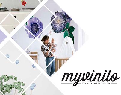 Diseño editorial catálogo para MyVinilo Colombia