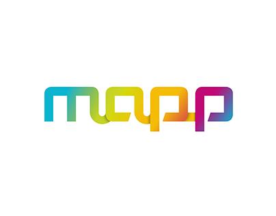 MAPP logo design