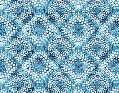 Denim - Seamless Pattern