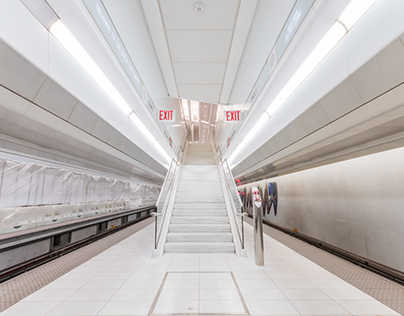 World Trade Center station, NYC