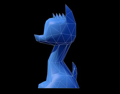 XICO - Ay Güey : Sculpture Mapping