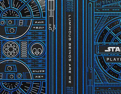 Star Wars X Theory 11