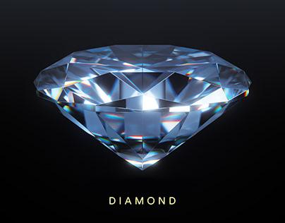 Diamond dispersion
