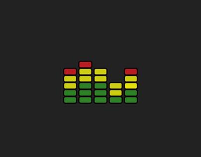 Animated Music Bars