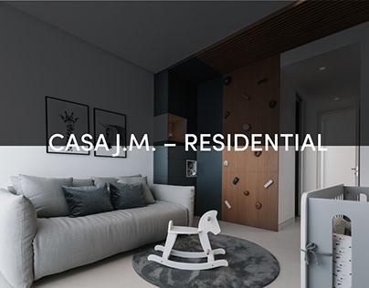 CASA JM - RESIDENTIAL