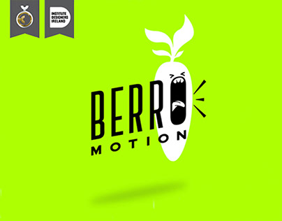 Branding for Berro Motion