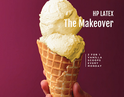 HP Latex: The Makeover