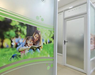 Diseño de Interiores Centro Oftalmológico