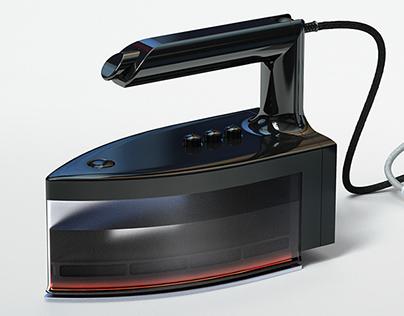 Man's iron concept