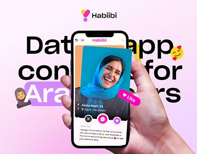 Habibi - Dating app