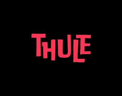 Thule Band - Brand identity