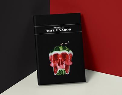 Book (editorial project) / Libro culinario
