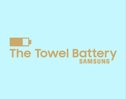 The Towel Battery - Samsung