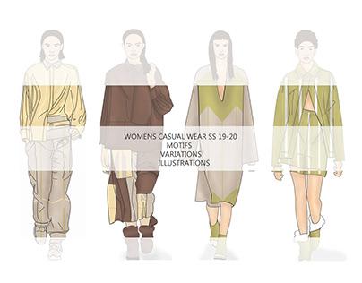 Women's wear 19-20