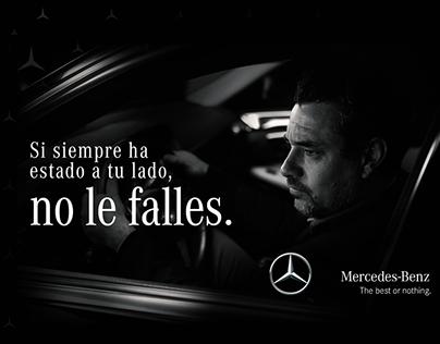 Genuine Parts Mercedes-Benz