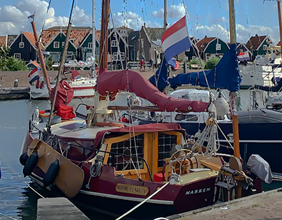 Marken: The Netherlands