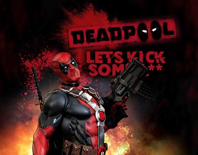 DeadPool - KickSomeA**!