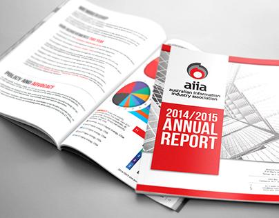 AIIA Annual Report 2014/2015