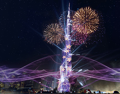 DUBAI NEW YEAR 2015 AND 2016