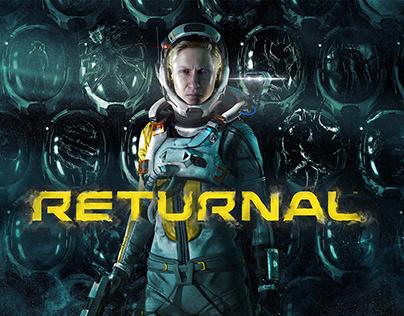Returnal Social Campaign