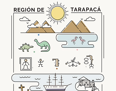 Tarapacá infographic
