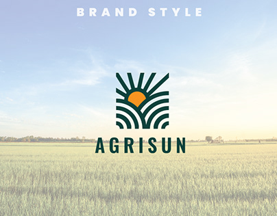 agriculture brand style guide.