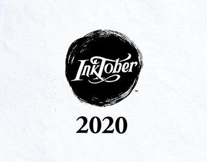 Inktober 2020 Challenge
