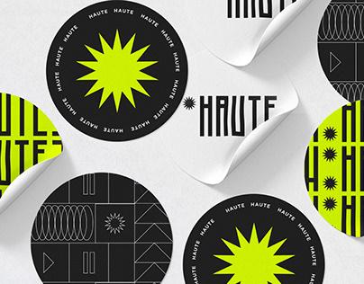 Haute | Brand