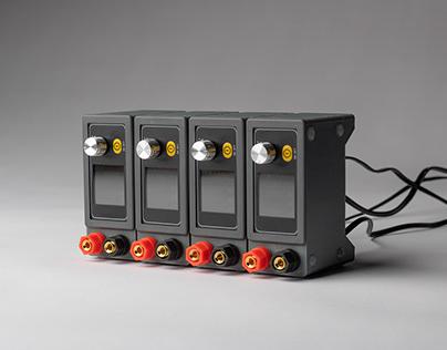 DC Power supply enclosure