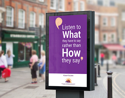 Social Campaign- Stammering