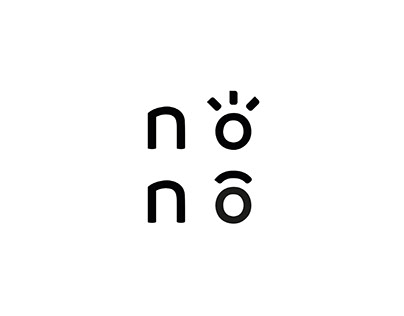 NONO · Creación de marca