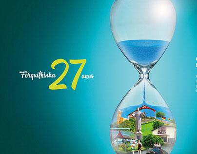 Forquilhinha - 27 Anos