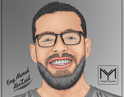 Ahmed AboZaid | Vector Art