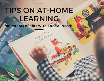 Tips on At-Home Learning for Special Needs Children