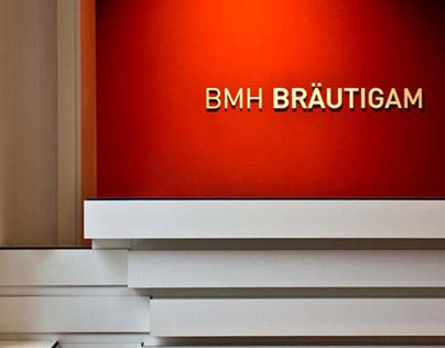 Corporate Interior Design BMH Bräutigam