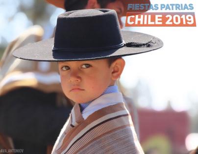 Fiestas Patrias Chile 2019