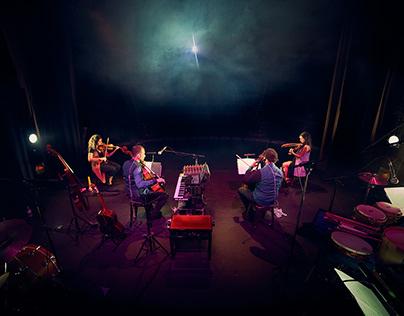 Concierto Luces, Música, ¡Acción! de Suakai
