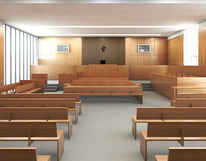 Courtroom Interiors