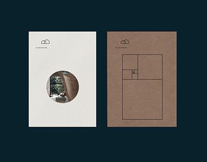 Be. Architecture Branding