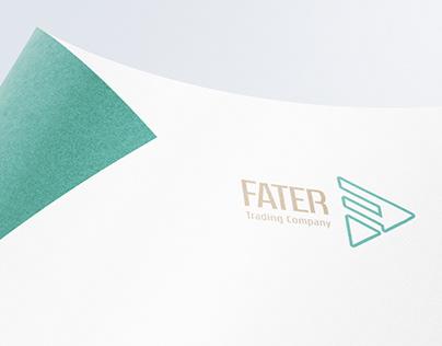 FATER   Trading Company   Logo Design . OCT 2019
