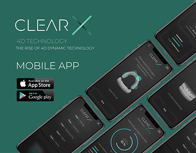 Clear X full branding