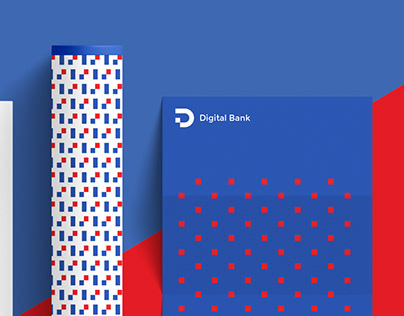 Digital Bank - Branding