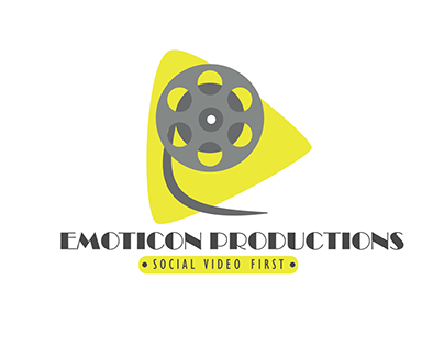 LOGO CONCEPT FOR A VIDEO PRODUCTION FIRM