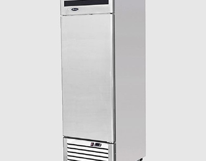 Atosa MBL8950 610 Ltr Upright Stainless Steel Single Do
