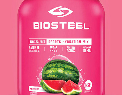 BioSteel Sports — Hydration Mix 2019