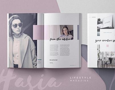 Hasia - Lifestyle Magazine