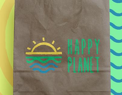 Happy Planet - Logo