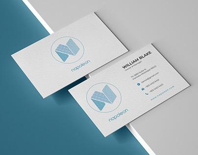 Napoleon   Business Card Design