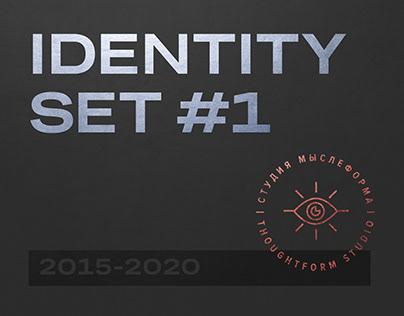 Identity set #1